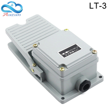 Pedal switch lt   3 pedal switch machine tool accessories AC 380 v 10a