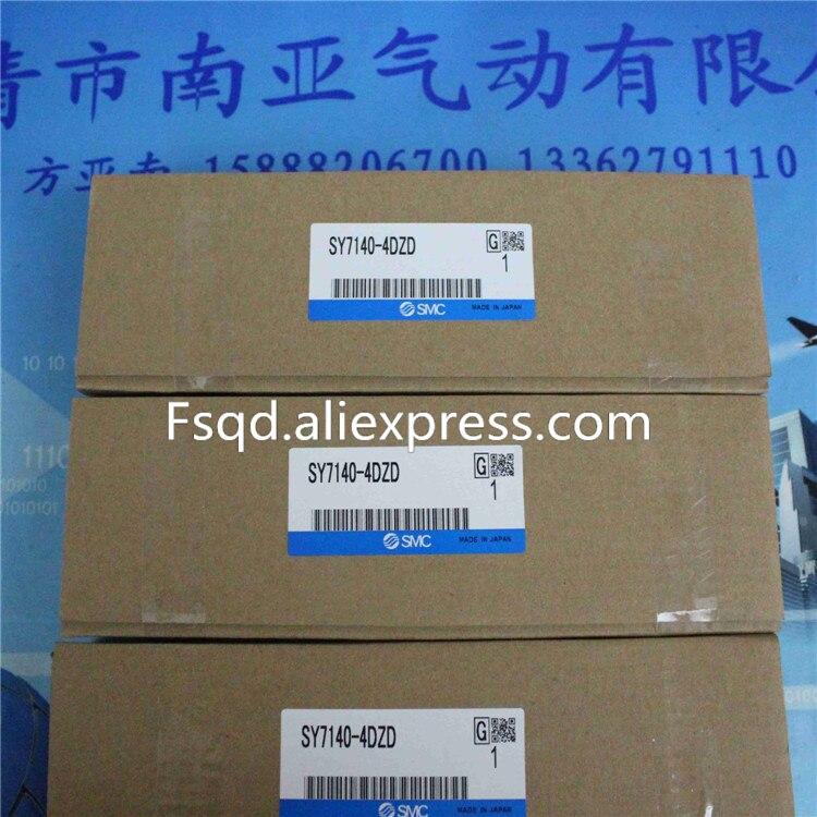 все цены на  SY7140-4DZD Quality pneumatic components SMC solenoid valve SY7140-4DZD  онлайн