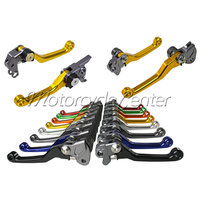 CNC Brake Clutch Levers For Suzuki RM125 RM250 RM85 RM 125 250 85 Adjustable Pivot Racing