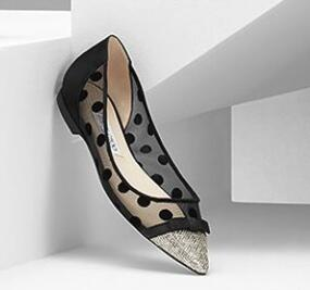 Pompes 7 Cm Voir Dame Arc Haute Polk Stilettos Talons Mesh Les Dot Cm Partie par Sexy Chaussures flat Glitter Bout 10 Pointu Avant noeud rcqIBq1W4