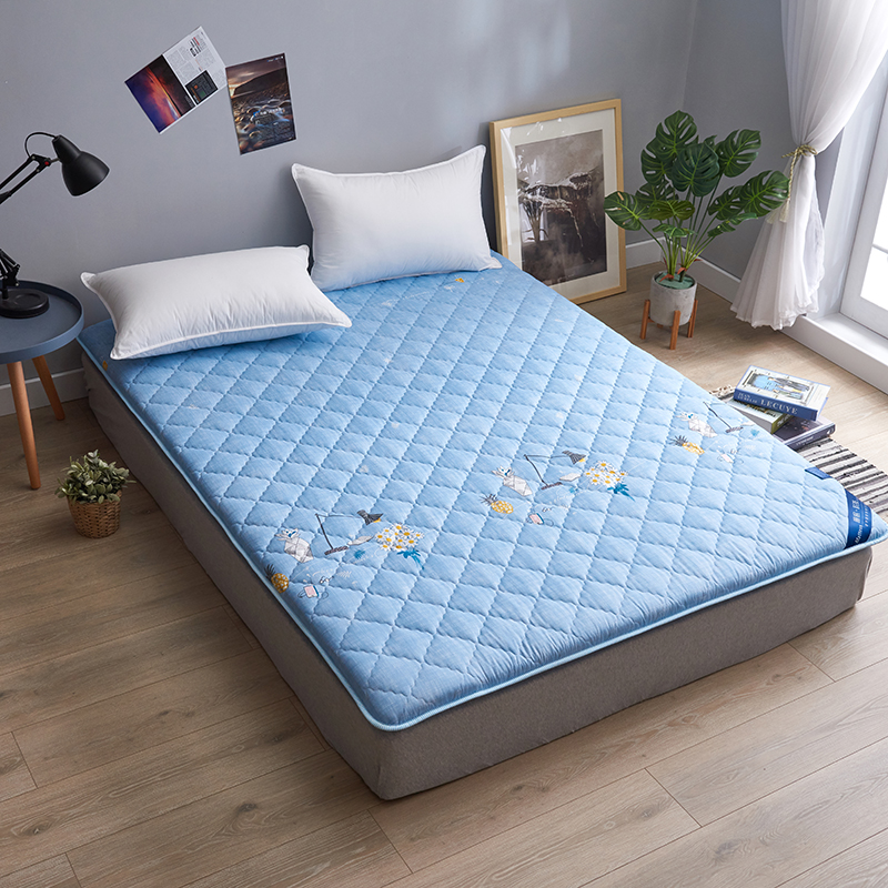 Mattress Topper protection pad single twin Bed Tatami ...