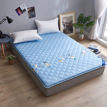 045c98886a63aa Surmatelas protection pad simple lit double Tatami matelas doux confortable  respirant multicolore en option livraison gratuite