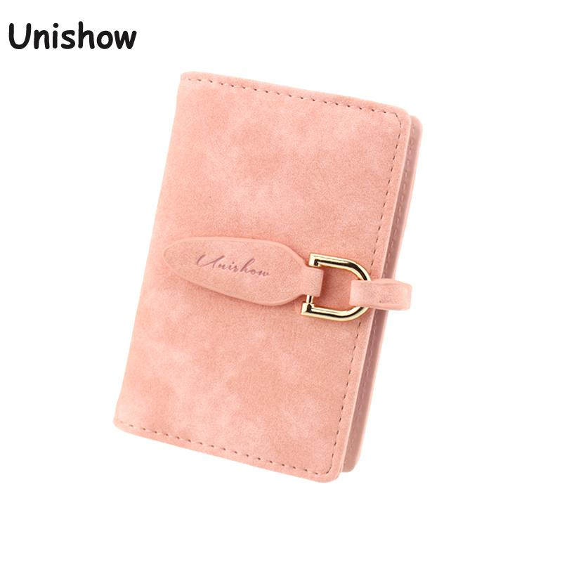 Unishow Credit Card Wallet Women Business Card Holder