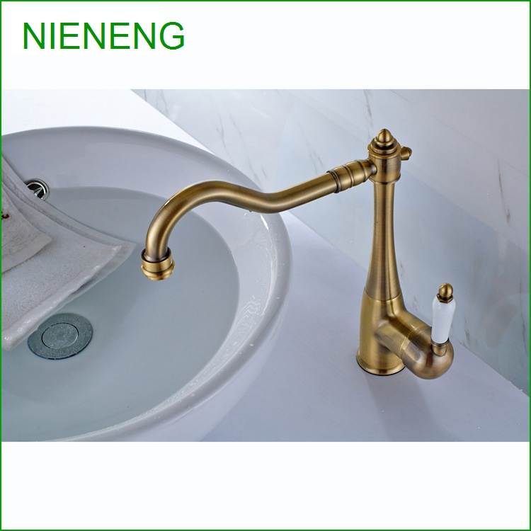 NIENENG basin faucet bathroom faucets environmental protection ...