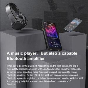 Image 5 - FiiO Android M11 HIFI Music MP3 Player with Balanced Output/Support WIFI/Air Play/Spotify Bluetooth 4.2 aptx HD/LDAC DSDUSB DAC