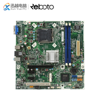 For HP H IG41 uATX Desktop Motherboard 608884 002 570949 001 intel G41 LGA775 DDR3