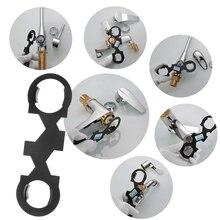 Ванная комната Душ сервисный ключ для смесителя шланг гайка клапан пузырьки гаечный ключ кран установлен