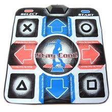 USB RCA Non-Slip Танцы Шаг Танец Мат Pad для ПК ТВ AV Video Game