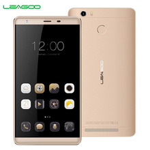 "6300 мАч Смартфонов LEAGOO Акула 1 ROM 16 ГБ/3 ГБ LTE 4 Г Отпечатков Пальцев ID 6.0 ""Android 5.1 MTK6753 РУКУ Cortex-A53 Окта основные 1.3 ГГц"