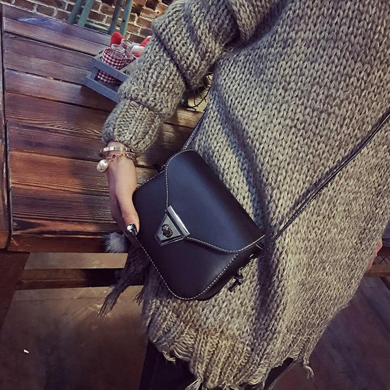 marca mulheres da moda sacolas Women Messenger Bag Main Material : PU Leather Bag