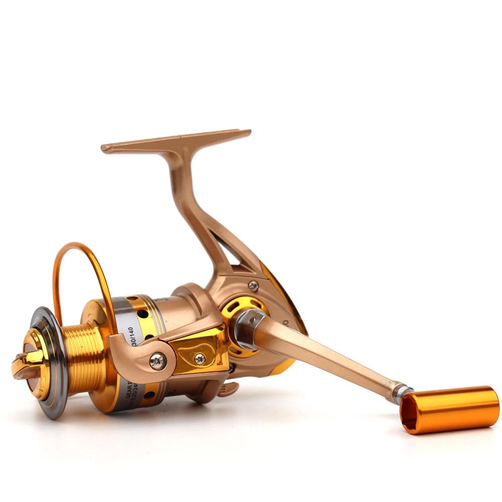 10BB 5.5: 1 Rrotullimi i mbështjelljes së rrotullave të - Peshkimi - Foto 5