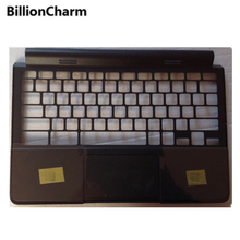 BillionCharm New Laptop For Dell chromebook 11 3120 P22T Palmrest Cover No Touchpad C Shell цена