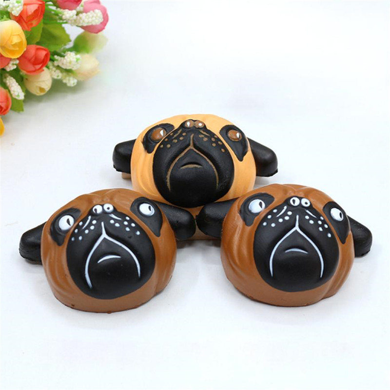 Oyuncak Squishy Exquisite antistress Fun Crazy Dog Scented Squishy Charm Slow Rising Simulation Kid Toy anti stress brinqued #30