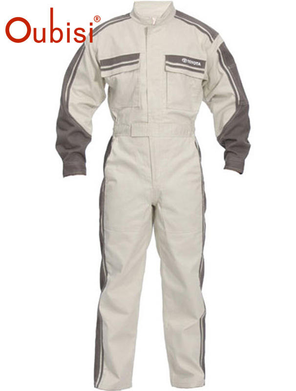 a143d9bfc82b Work clothes cotton overalls outdoor safety Factory Uniforms factory  workwear-in Safety Clothing from Security   Protection on Aliexpress.com