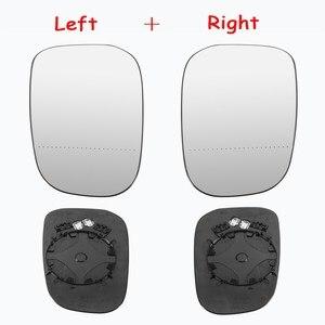 Image 3 - اليسار واليمين الجانبية الباب مرآة الزجاج ساخنة لل G48/فولفو c30 c70 s80 v50 (07 09) 3001 897