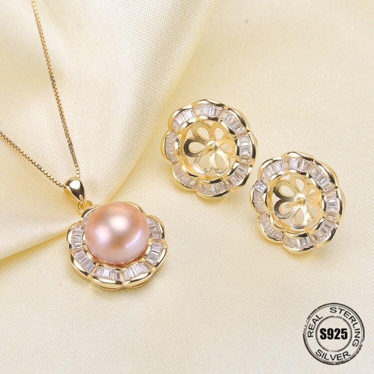Argent/or couleur argent boucles d'oreilles déclaration croix bijoux ensemble pour femmes Style féminin fête bijoux ensembles