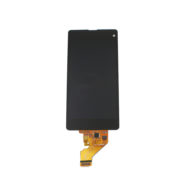 Para sony para xperia z1compact m51w z1mini d5503 pantalla lcd con la Pantalla Táctil del envío libre con el seguimiento comprobar uno por uno