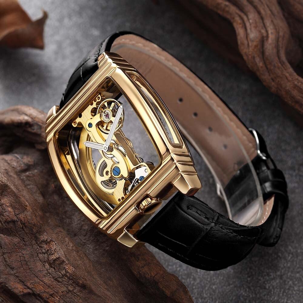 Mechanical watch 1