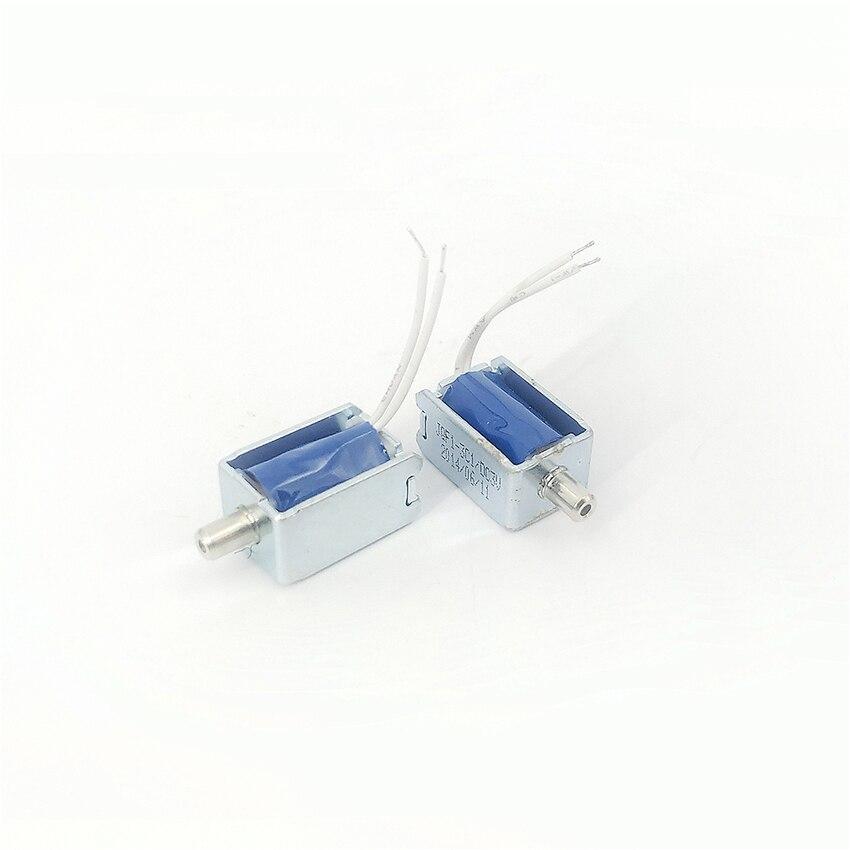 DC3V Electronic Blood Pressure Solenoid Valve Normal Open Working Pressure