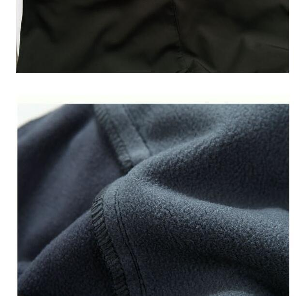 Daiwa 2018 Autumn Winter Daiwa Fishing Pants Warm Fleece Waterproof Soft Shell Pants Patchwork Outdoor Cold Proof Clothes 3