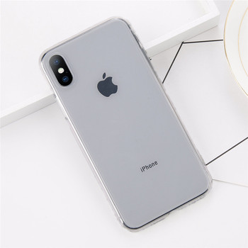 Ultra Thin Transparent iPhone X Case