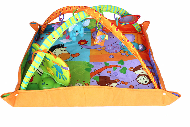 Baby Floor Toys : Aliexpress buy baby toys play gym mat educational