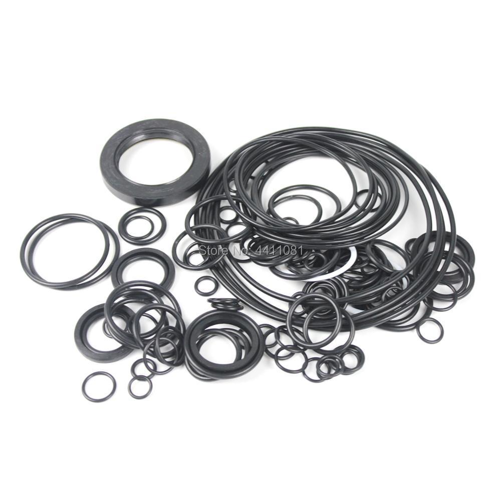 For Hitachi EX60-3 Main Pump Seal Repair Service Kit Excavator Oil Seals, 3 month warrantyFor Hitachi EX60-3 Main Pump Seal Repair Service Kit Excavator Oil Seals, 3 month warranty