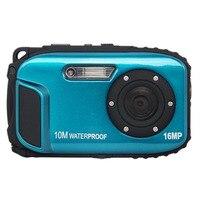 SCLS 16MP Underwater Digital Video Camera 30ft Waterproof Dustproof Freezeproof