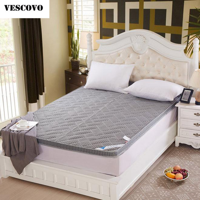 Addensare massaggio materasso letto singolo dormitorio aria in fibra ...