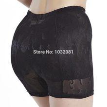 Sexy Women padded hip and buttock hip booster padding panty False Butt LIft Boyshort fake ass underwear Booty Butt Enhancer P01