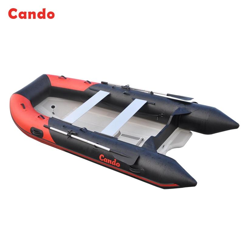 Cando Upgrade Fischerboot Fernbedienung Fischerschiff für Wurfköder - Wassersport - Foto 4