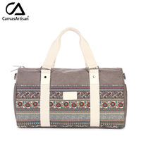 National Designer Luggage Travel Bags for Women Duffle Bag Hand Tote Large Weekend Bag Overnight Print Ladies Travelling Bolsos