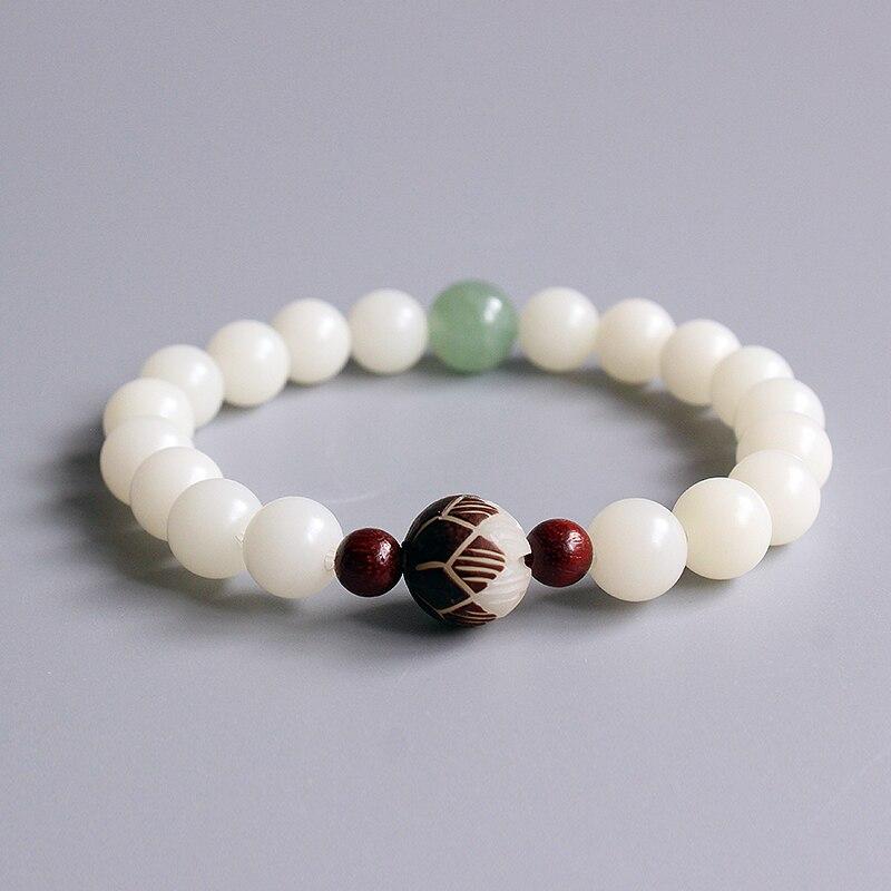 Zen Quartz Mala Bracelet 2
