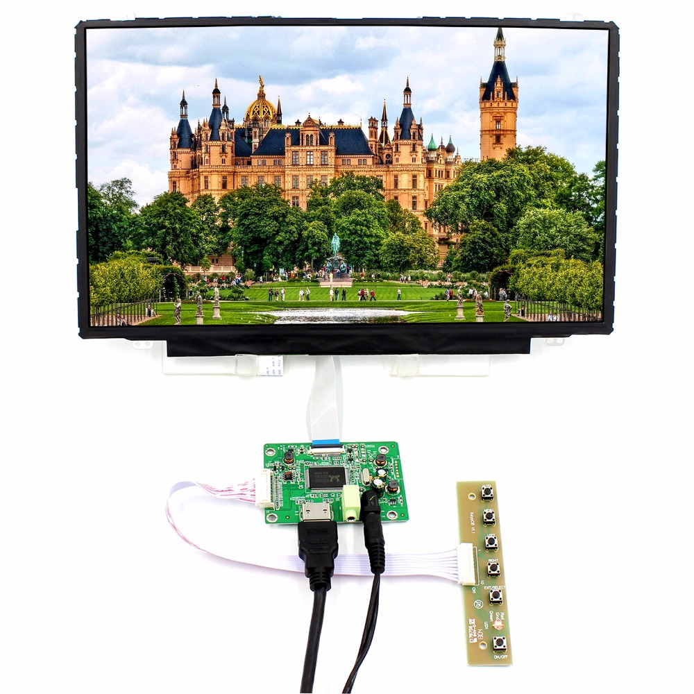 HDMI LCD Controller Board+14 1920x1080 NV140FHM-N44 IPS LCD Screen lcd board 52nn