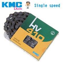 KMC HV410 все системы привода с одной скоростью велосипедная цепь Dead Fly велосипед складной велосипед городской Досуг 112L серебристо-серый