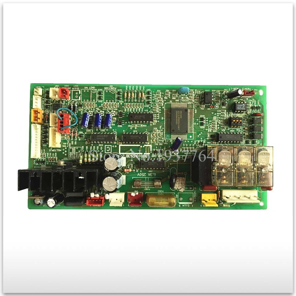 95% new for Air conditioning computer board circuit board BB00N243 B BB00N243B BB76N244G01 board good working tle4729g automotive computer board
