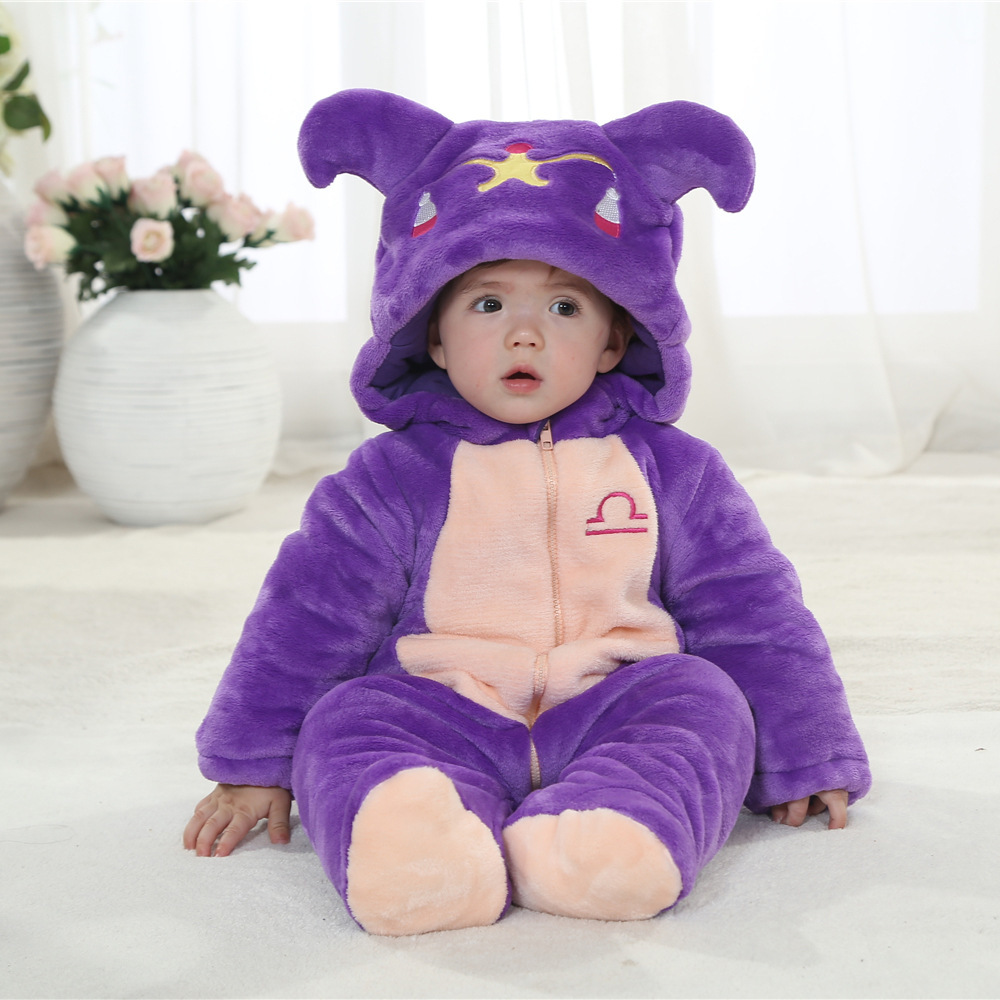 baby clothes Constellation design 3D Role playing costume cosplay photography
