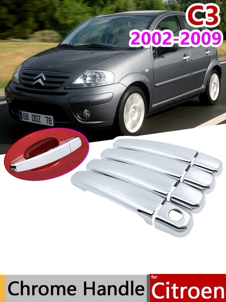 Terisass 2 Pcs Car Front Driving Fog Light Covers ABS Material Fog Lamp Guard Cover Protector Trim Frame Fit for Toyota RAV4 2019