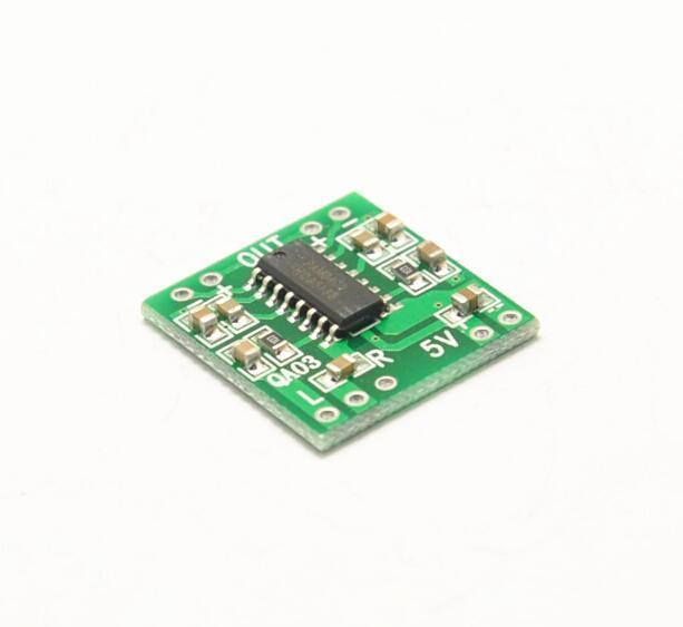 5 PCS PAM8403 Super mini amplificateur numérique conseil 2*3 W Classe D amplificateur numérique conseil efficace 2.5 à 5 V USB alimentation