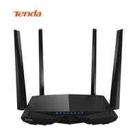 Tenda AC6 Wireless Wifi Router 1200M 11AC Dual Band Wireless Wi Fi Repeater 2 4G 5G