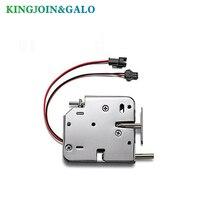 C12v 2a bloqueio eletromagnético eletrônico para vender máquina de armazenamento prateleira de arquivo armário de bloqueio com bouncer Trava elétrica    -