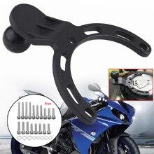Nuova Moto Serbatoio Regolabile di Montaggio GPS Della Macchina Fotografica Staffa di Supporto Del Telefono Staffa di Montaggio Kit Per Kawasaki Per La Honda Per Yamaha