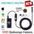 Hd720p wifi iphone endoscópio usb cobra câmera lente de 8mm 5 m 3.5 M 2 M 1 M Android Tablet PC Tubo de Inspeção Endoscópio USB câmera