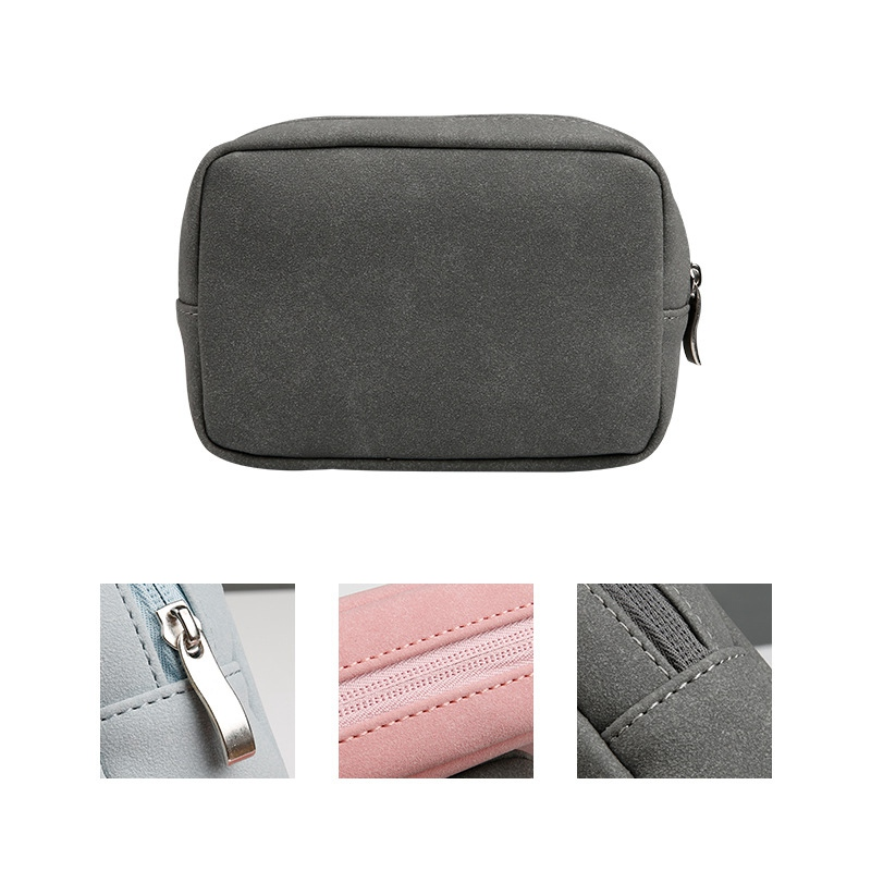 Protable For Macbook Mouse Power Bag Sleeve Ultrabook Laptop Adapter Charger USB Cable Bag digital storage Case Cover Bag ...