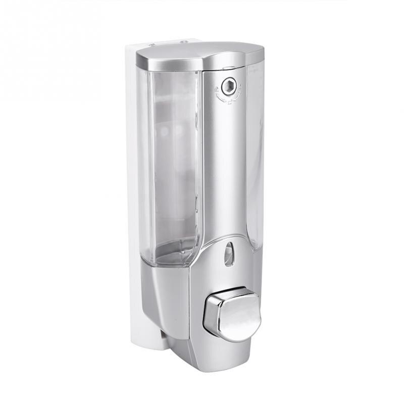350ml 2 350ml Sanitizer Dispenser Bathroom Wall Mounted Soap