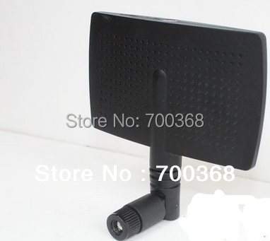 2 4G 8dBi High Gain Wifi PANEL Antenna 2 4G panel antenna with RP SMA female