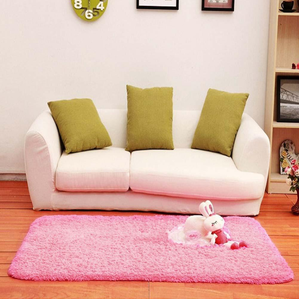 Pink Rugs For Living Room Online Buy Wholesale Shag Rugs From China Shag Rugs Wholesalers
