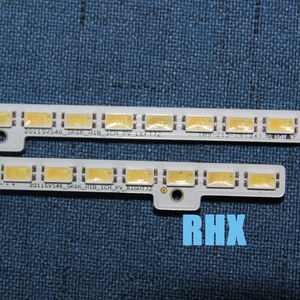 Image 3 - 510mm LED Backlight Lamp strip 72leds For  Samsung 46 inch LCD TV UA46D5000PR 2011SVS46 5K6K H1B 1CH BN64 01644A  2pcs  100%NEW