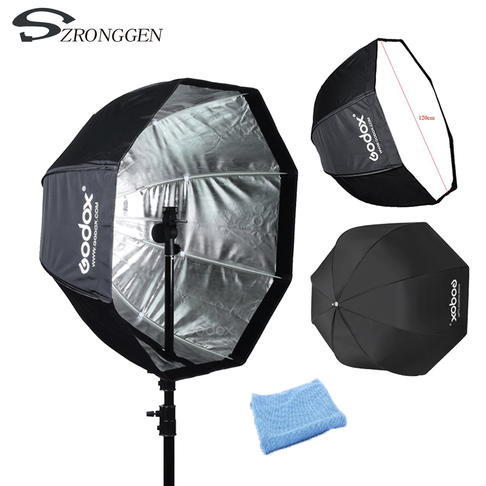 "Godox Umbrella Softbox Price In Pakistan: Aliexpress.com : Buy Godox 120cm 48"" Umbrella Octagon"