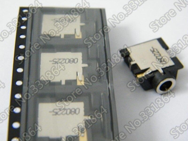 New original laptop headphone Jack & audio Jack For Asus1008 1008HA 1008HAG 1008P Acer eMachines eM350 3.5mm socket connector